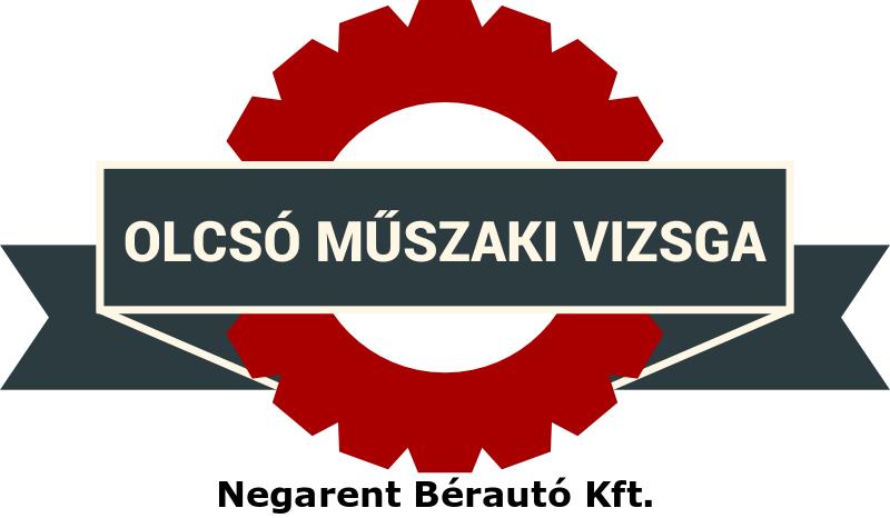 Olcsó műszaki vizsga – Negarent Bérautó Kft.